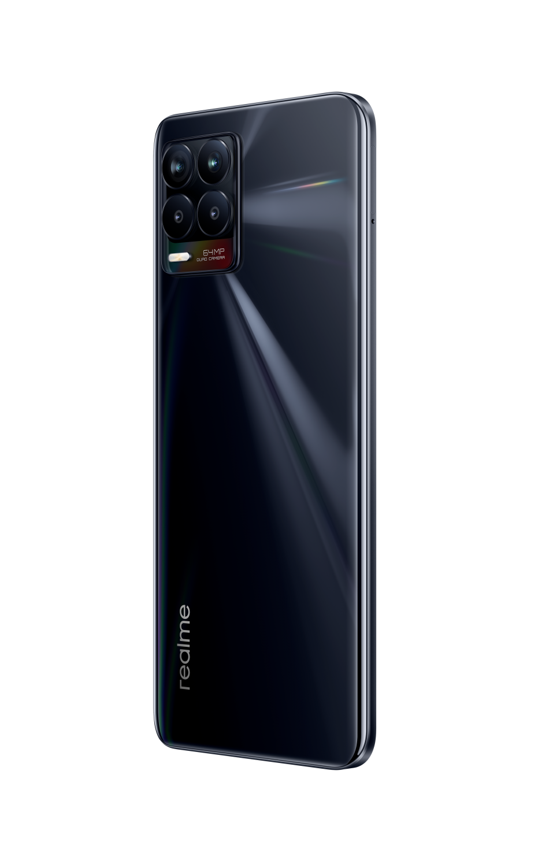 Realme 8 6GB/128GB Punk Black