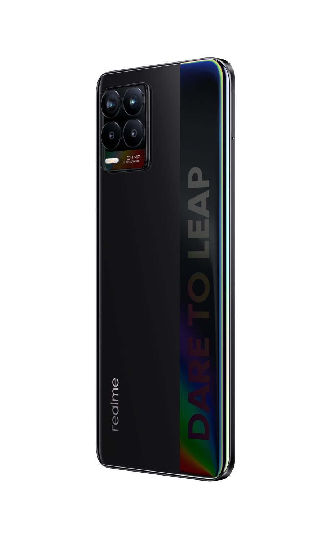 Realme 8 6GB/128GB Cyber Black