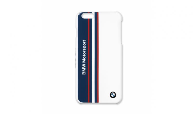 Zadní kryt BMW Motorsport pro Samsung Galaxy S4 mini, white