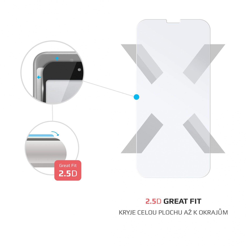 Ochranné tvrzené sklo FIXED pro Lenovo K12 Pro, transparentní