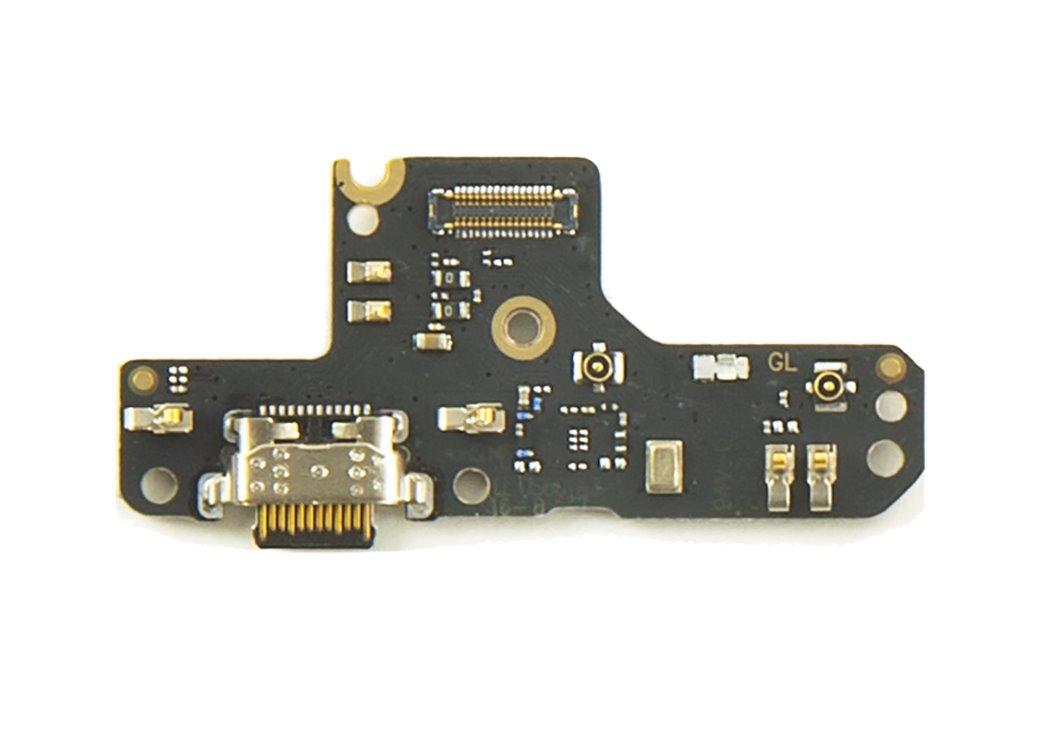 Motorola G9 Plus Deska vč. Dobíjecího Konektoru