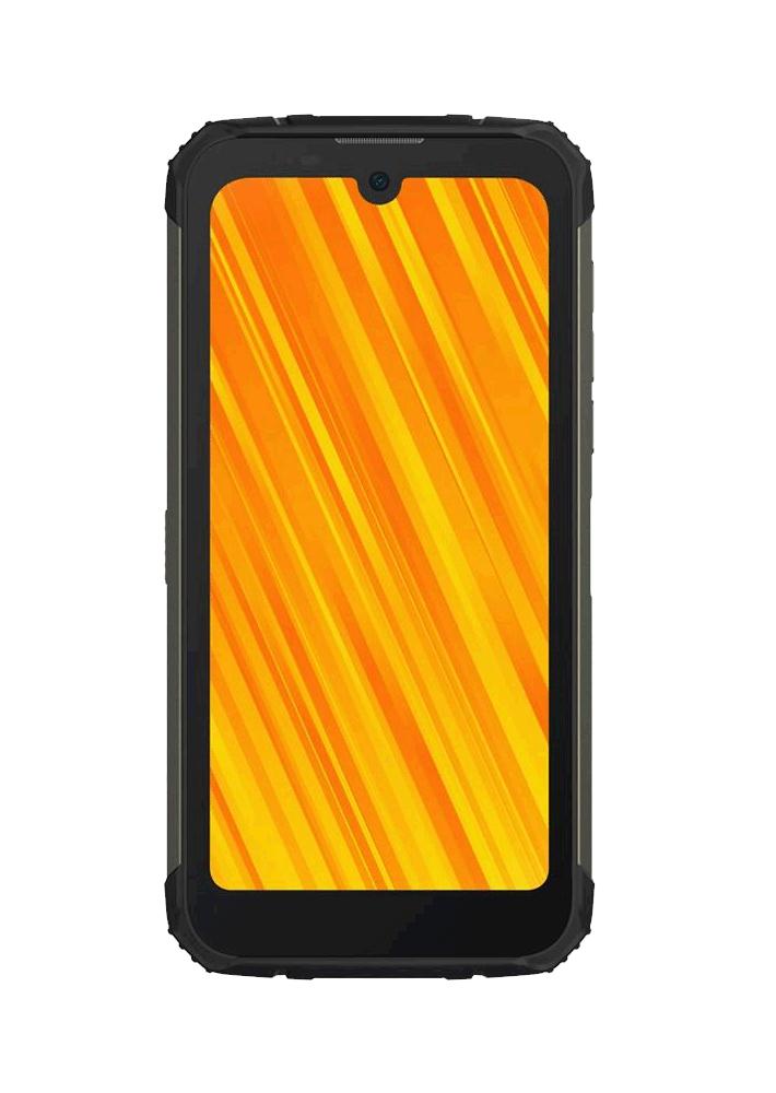 Doogee S59 Pro 4GB/128 čermá