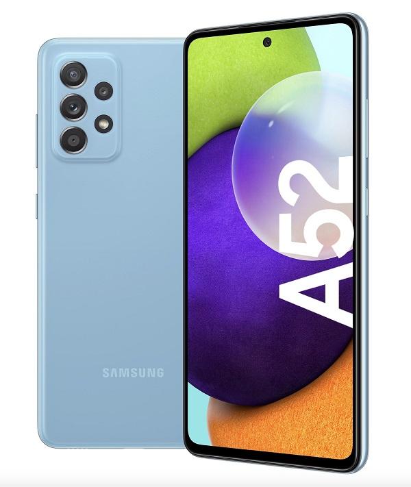 Samsung SM-A525 Galaxy A52 DualSIM gsm tel. 6+128GB Blue