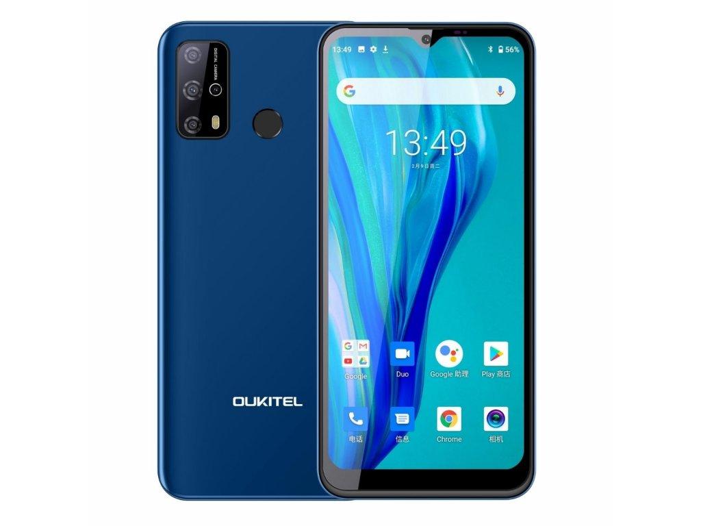 Oukitel C23 Pro 4GB/64GB modrá