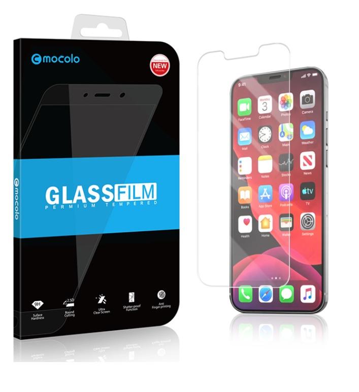 Tvrzené sklo Mocolo 2.5D 0.33mm pro Samsung Galaxy A32 4G, čirá