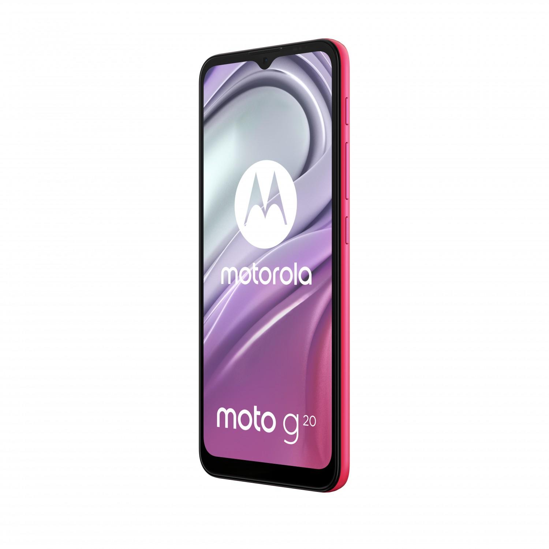 Motorola Moto G20 4GB/64GB Flamingo Red