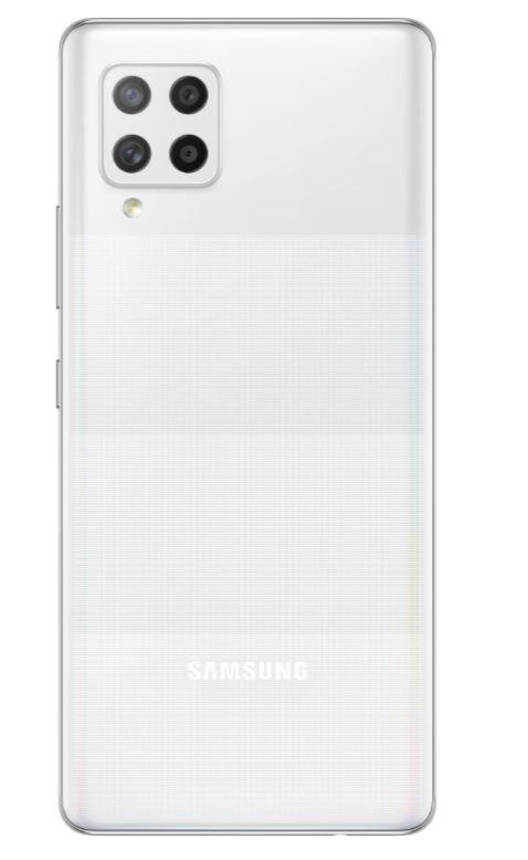 Samsung Galaxy A42 5G SM-A426B Bílá DualSIM