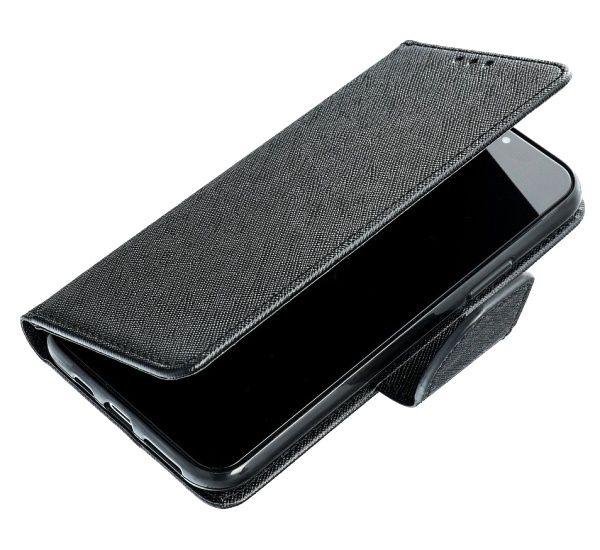 Flipové pouzdro Fancy pro Realme 7, černá