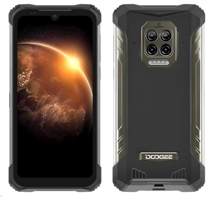Doogee S86 DualSIM gsm tel. 6 +128GB Black