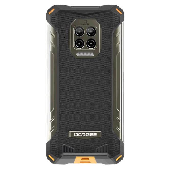 Doogee S86 6GB/128GB černá