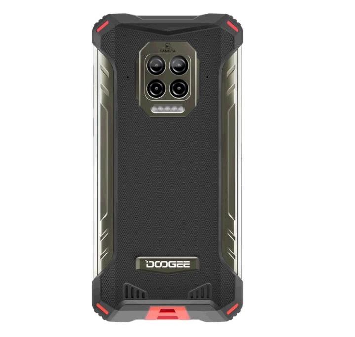 Doogee S86 6GB/128GB červená