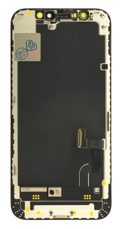 LCD + dotyková deska pro Apple iPhone 12 Mini, black Class A