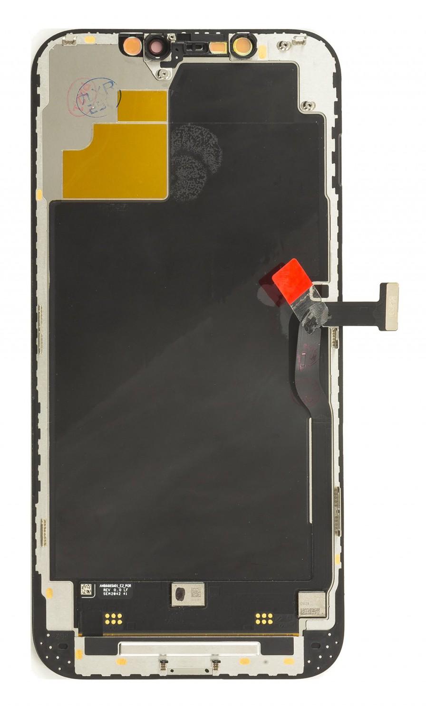 LCD + dotyková deska pro Apple iPhone 12 Pro Max, black Class A