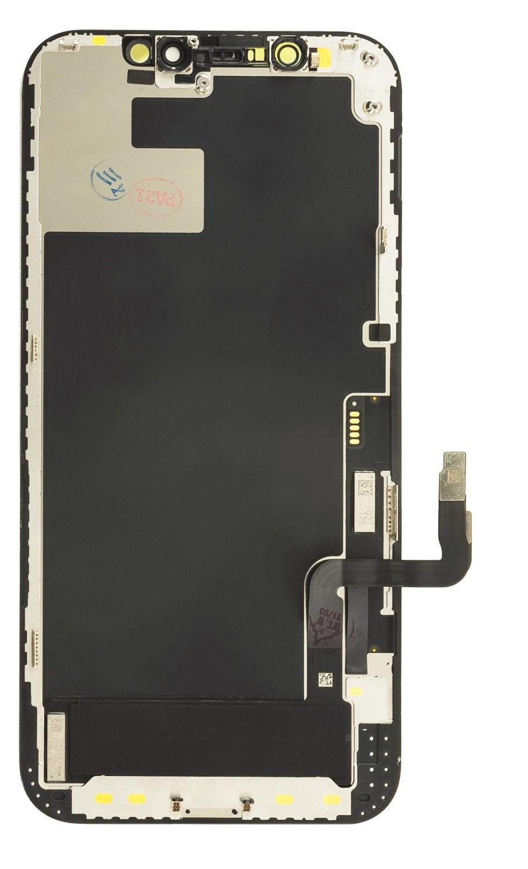 LCD + dotyková deska pro Apple iPhone 12/12 Pro, black Class A