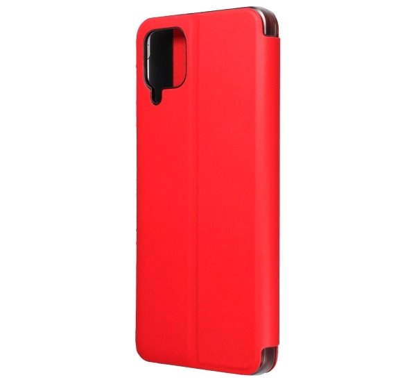 Flipové pouzdro SMART VIEW pro Xiaomi Redmi Note 10/Note 10S, červená