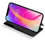 Flipové pouzdro SMART VIEW pro Samsung Galaxy S21, modrá