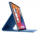 "Flipové pouzdro se stojánkem Cellularline Folio pro Apple iPad Air 10,9"" (2020), modrá"