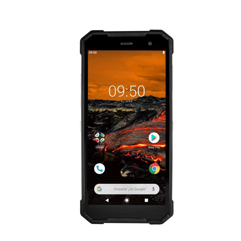 myPhone Hammer Explorer Pro 6GB/128GB stříbrná