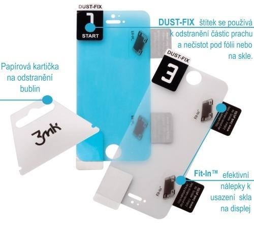 Hybridní sklo 3mk FlexibleGlass pro Realme C21